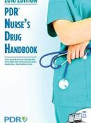 PDR Nurse's Drug Handbook 2018