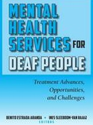 Mental Health Services for Deaf People