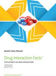 Drug Interaction Facts 2015