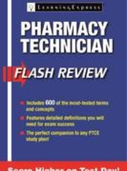 Pharmacy Technician Flash Review