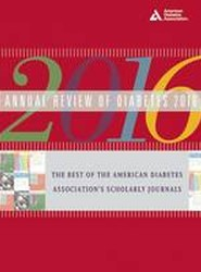 Annual Review of Diabetes 2016