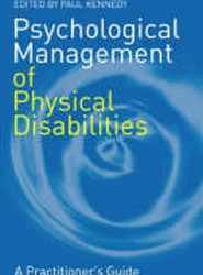 Psychological Management of Physical Disabilities
