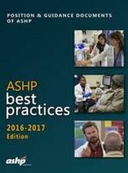 ASHP Best Practices 2016-2017