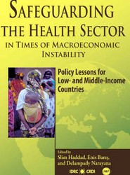 Safeguarding the Health Sector in Times of Macroeconomic Instability