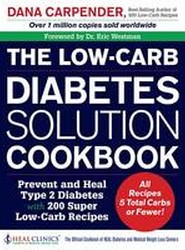 The Low-Carb Diabetes Solution Cookbook
