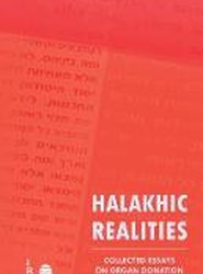Halakhic Realities