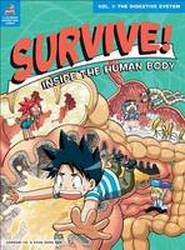 Survive! Inside the Human Body: Volume 1
