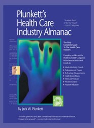 Plunkett's Health Care Industry Almanac 2008