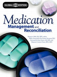 Medication Management and Reconciliation, Global Edition