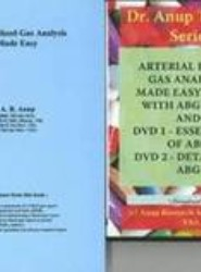 ABG Arterial Blood Gas Analysis Made Easy (Book, 2 DVDs & Audio CD Set)