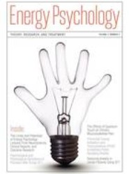 Energy Psychology Journal: Volume 3