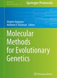 Molecular Methods for Evolutionary Genetics