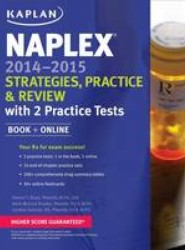 NAPLEX 2014-2015 Strategies, Practice, and Review with 2 Practice Tests