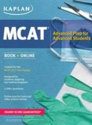 Kaplan MCAT Advanced 2015