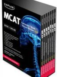 Kaplan MCAT Review Complete 7-book Set 2015