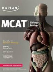 Kaplan MCAT Biology Review 2015