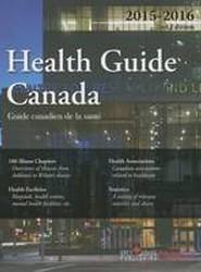 Health Guide Canada 2015/16