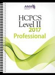 HCPCS 2017: Level 2