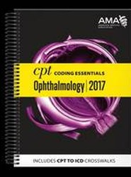 CPT Coding Essentials for Ophtamlmology 2017