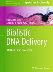 Biolistic DNA Delivery