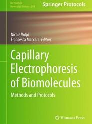 Capillary Electrophoresis of Biomolecules