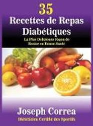 35 Recettes de Repas Diabetiques