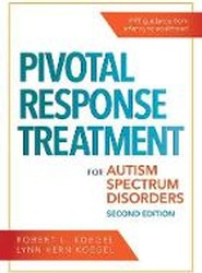 Pivotal Response Treatment for Autism Spectrum Disorders