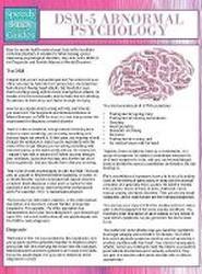 Dsm-5 Abnormal Psychology (Speedy Study Guides)