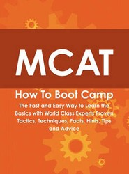MCAT How To Boot Camp