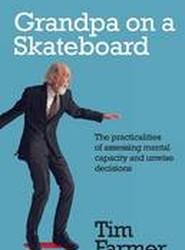Grandpa on a Skateboard