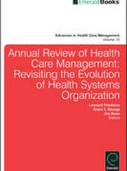 Annual Review of Health Care Management