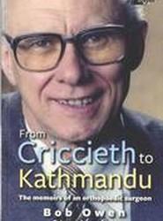 From Criccieth to Kathmandu