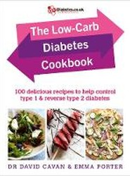 The Low-Carb Diabetes Cookbook