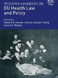 Research Handbook on Eu Health Law and Policy