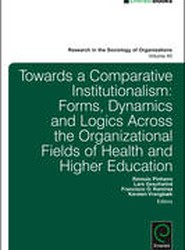 Towards a Comparative Institutionalism