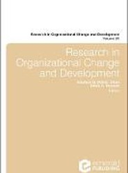 Research in Organizational Change and Development: 25