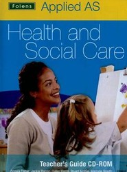 Applied Health & Social Care: AS Teachers CD-ROM for OCR