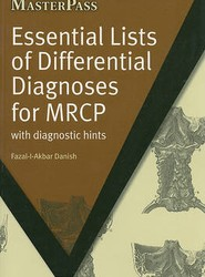 Essential Lists of Differential Diagnoses for MRCP