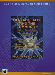 Mental Health and the Community: Context of Mental Illness Pt. 1
