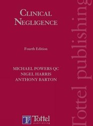 Powers and Harris: Clinical Negligence