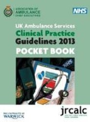 UK Ambulance Services Clinical Practice Guidelines Pocketbook
