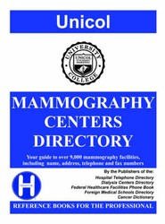 Mammography Centers Directory, 2006 Edition