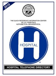 Hospital Telephone Directory, 2010 Edition