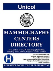 Mammography Centers Directory, 2010 Edition