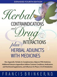 Herbal Contraindications and Drug Interactions
