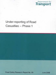 Under-reporting of Road Casualties