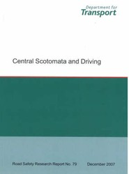 Central Scotomata and Driving