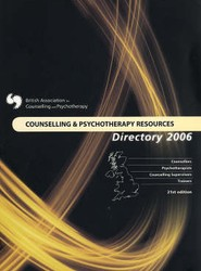 Counselling and Psychotherapy Resources Directory 2006