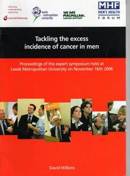 Tackling the Excess Incidence of Cancer in Men