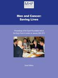 Men and Cancer: Saving Lives